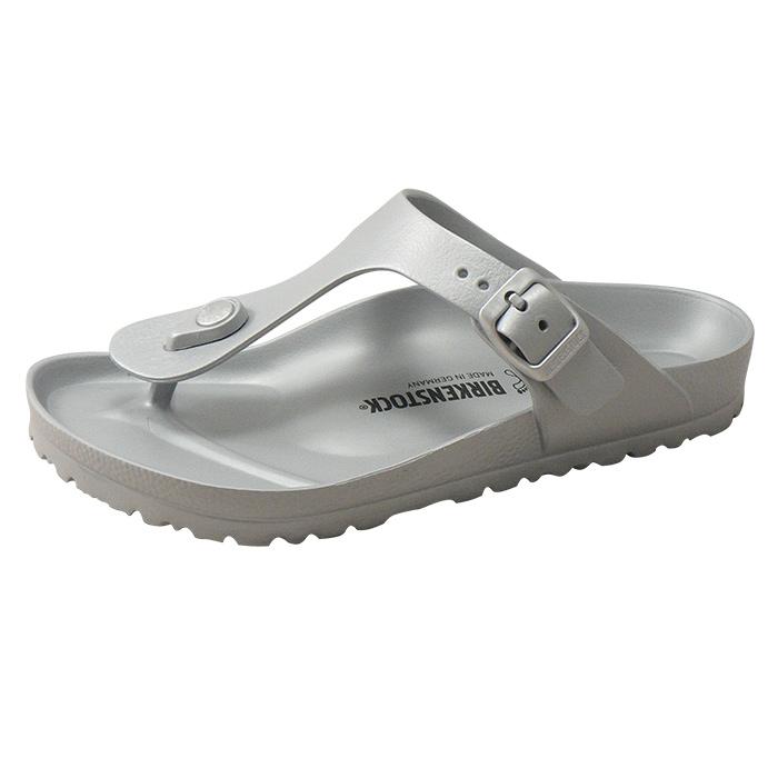65d950b6e26e Gizeh EVA (REGULAR FIT) - Metallic Silver - Shop Womens Shoes online ...