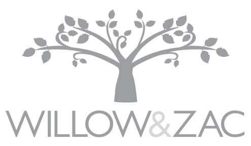 Willow & Zac logo