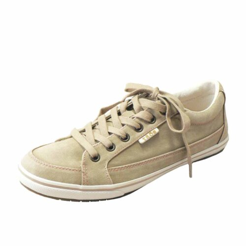 Taos Moc Star Tan Sneaker