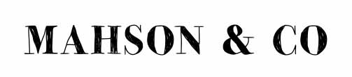 Mahson & Co