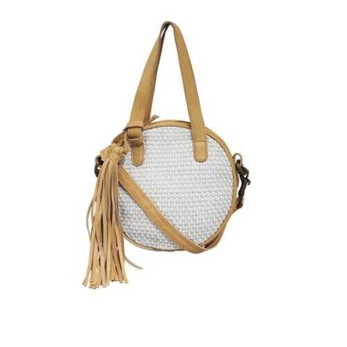 Cadelle Mini Bella White Camel