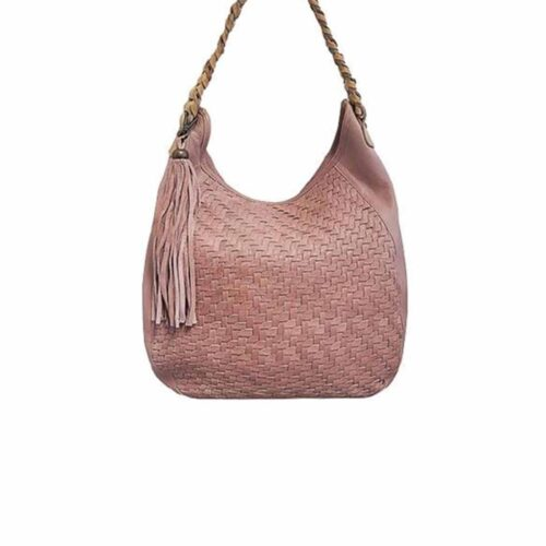Cadelle Leather Mini Imani Misty rose