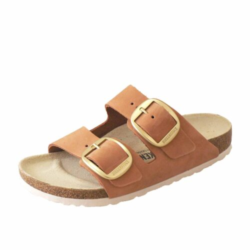 Birkenstock Arizona Big Buckle Brandy