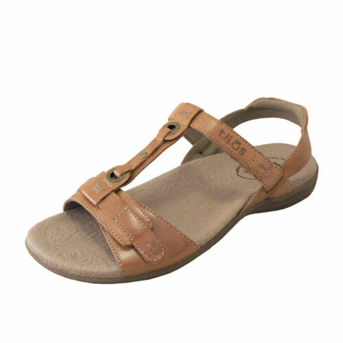 Taos Shoes Swifty Honey Sandal