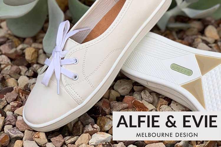 Alfie & Evie