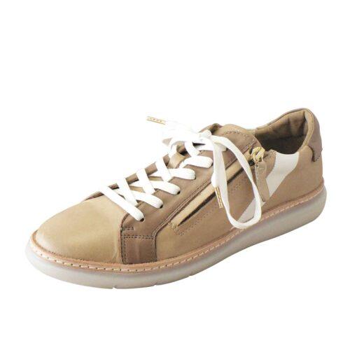 EOS Icon Ecru Combo Sneaker
