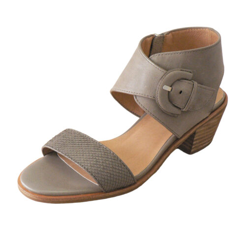 Red Ginger Ringer Grey Sandal