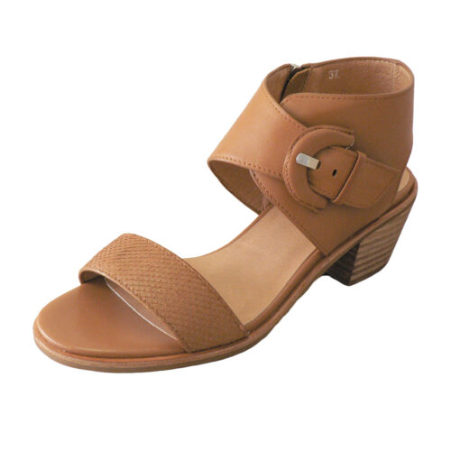 Red Ginger Ringer Tan Sandal