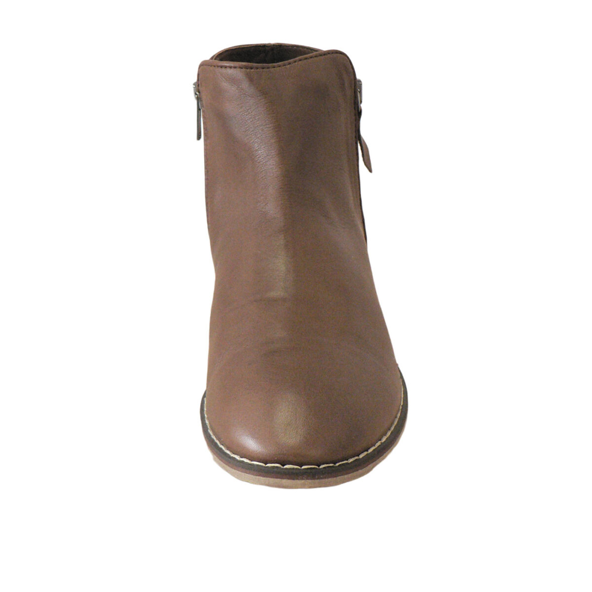 Red Ginger Talon Praline Brown Boot