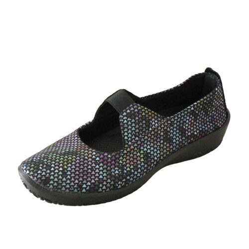 Arcopedico Leina Vitral Black Multi