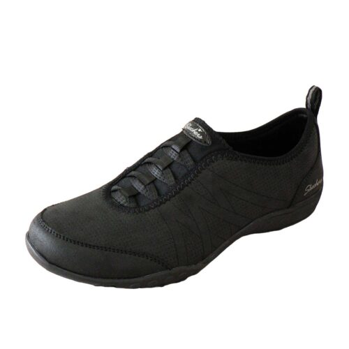 Skechers Breath Easy 100214 Black