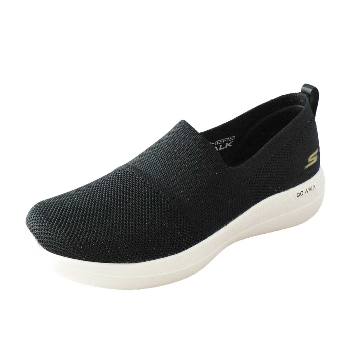 Skechers Stability Black Gold