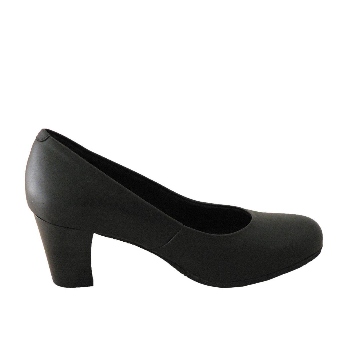 Zeta Samaria Black Heel